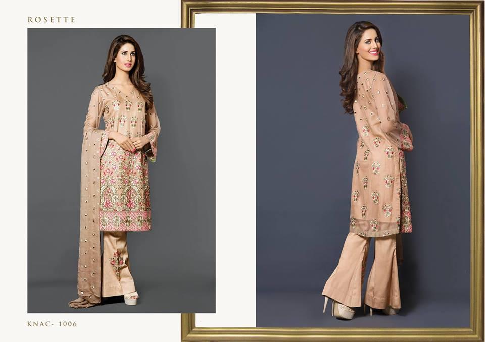 Khas Cambric & Chiffon Dresses, 2016-13