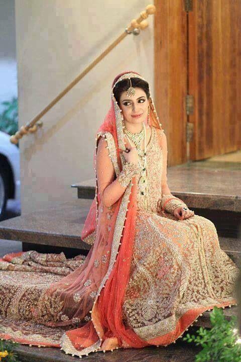 Bride Dress in Pakistan
