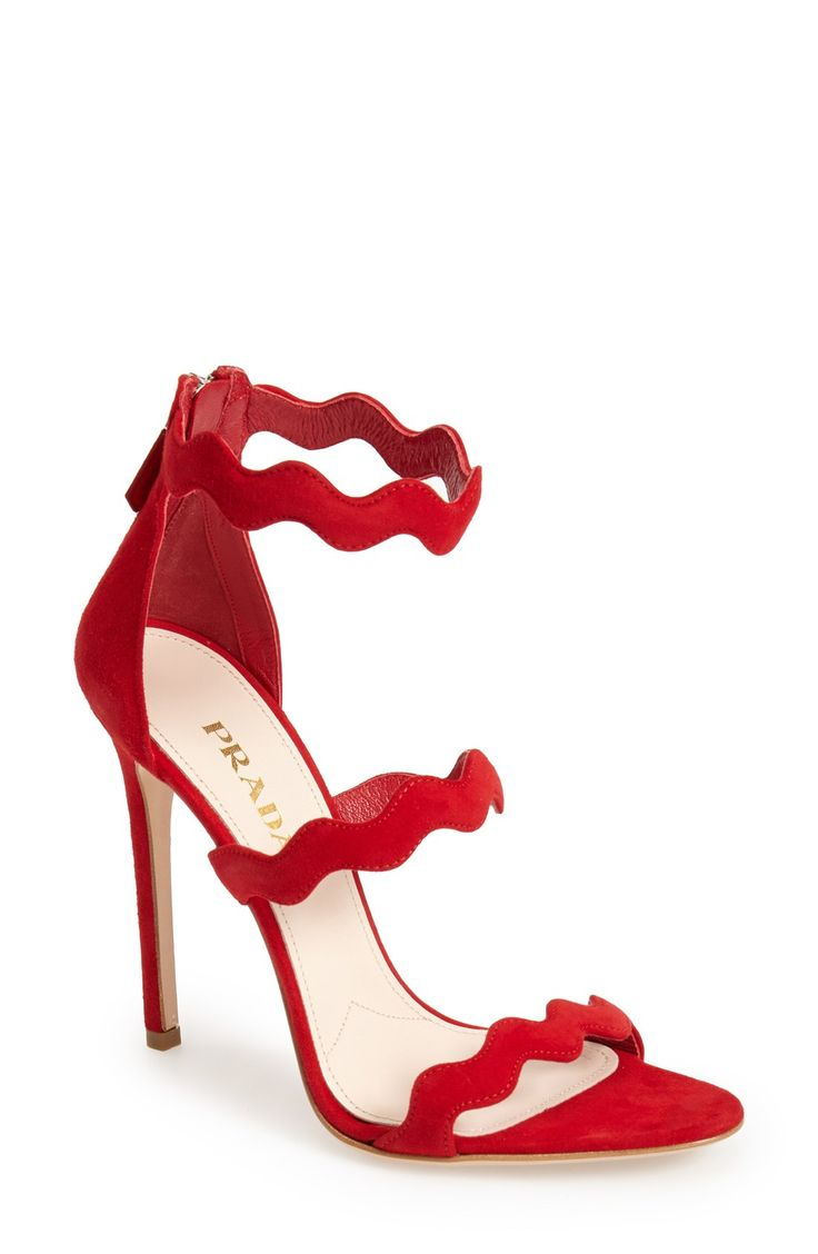 Women-wedding-shoes-red-color-5