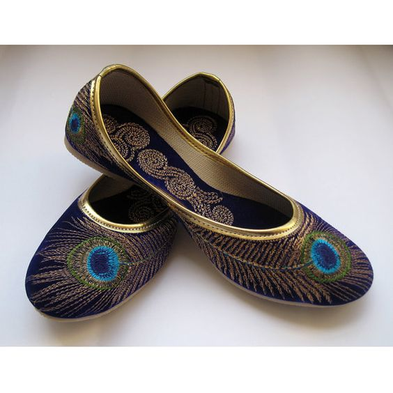 Traditional Rajasthani Women S Khussa Shoes May You Like