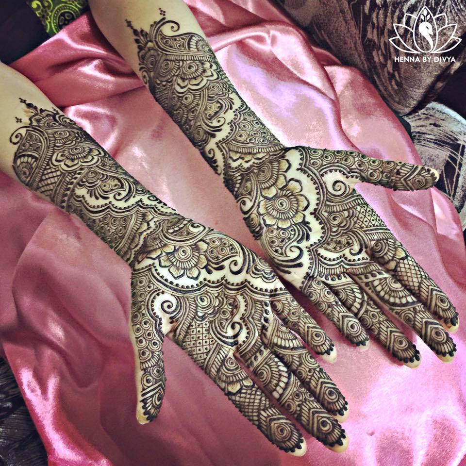 Beautiful And Easy Mehndi Designs For Eid Celebration Pk