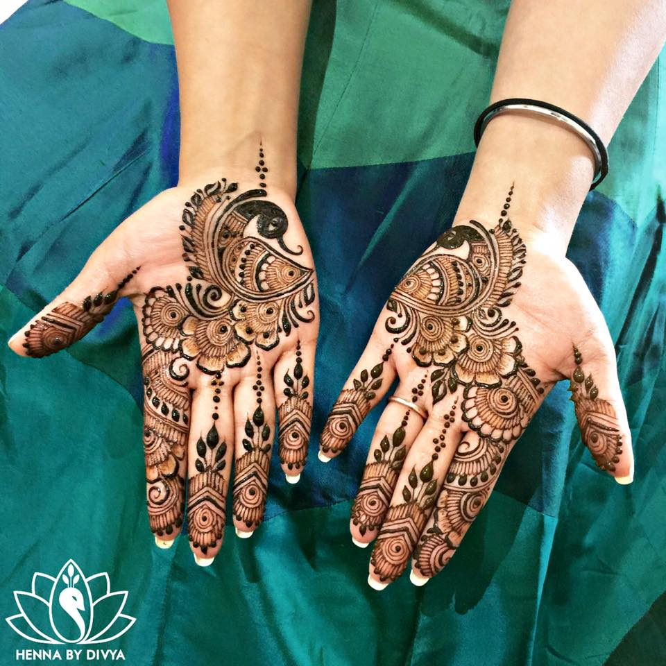 Beautiful and Easy Mehndi Designs for Eid Celebration   PK ...