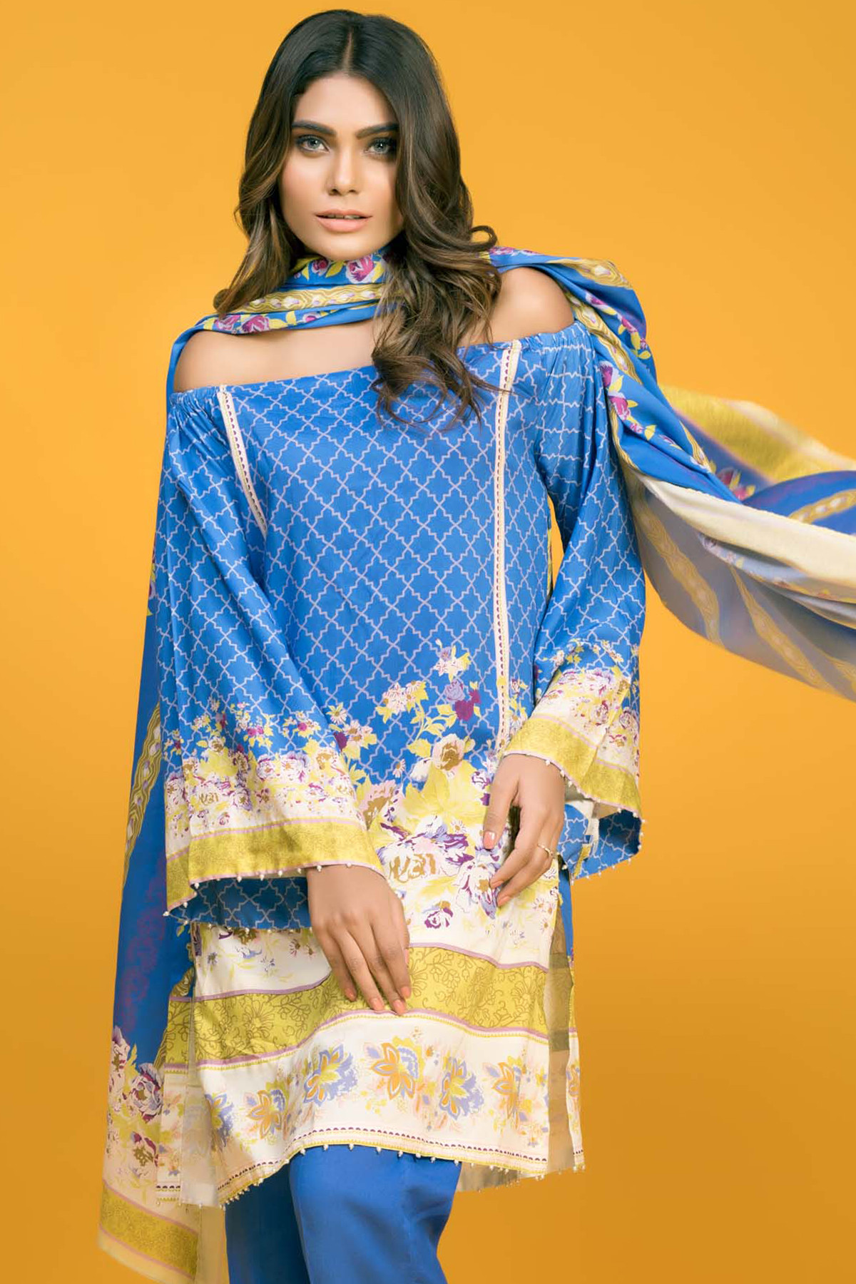 481c4d439 Gul Ahmed Introducing Latest Winter Collection 2017 Vol-1 - PK Vogue