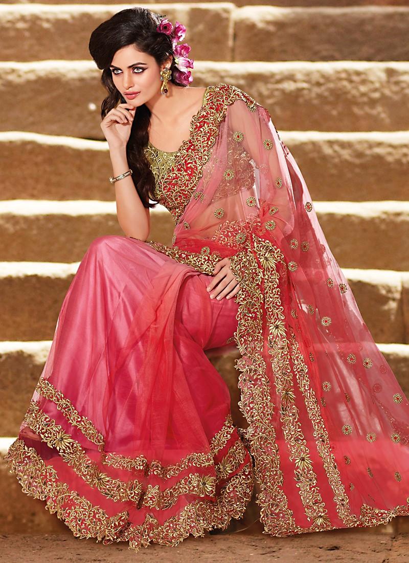 Wedding Saree Designs 2017 Indian Traditional Wedding Sarees Pk Vogue