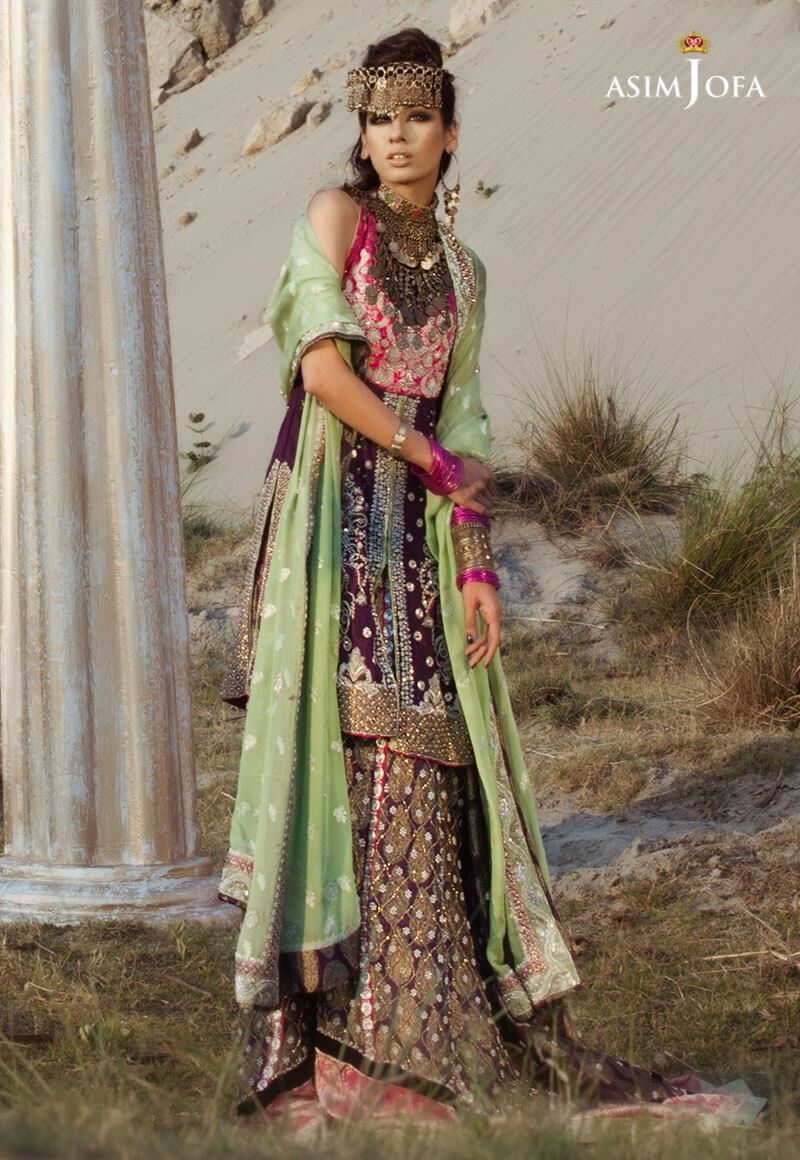 Asim Jofa Bridal Collection 2017 | PK Vogue