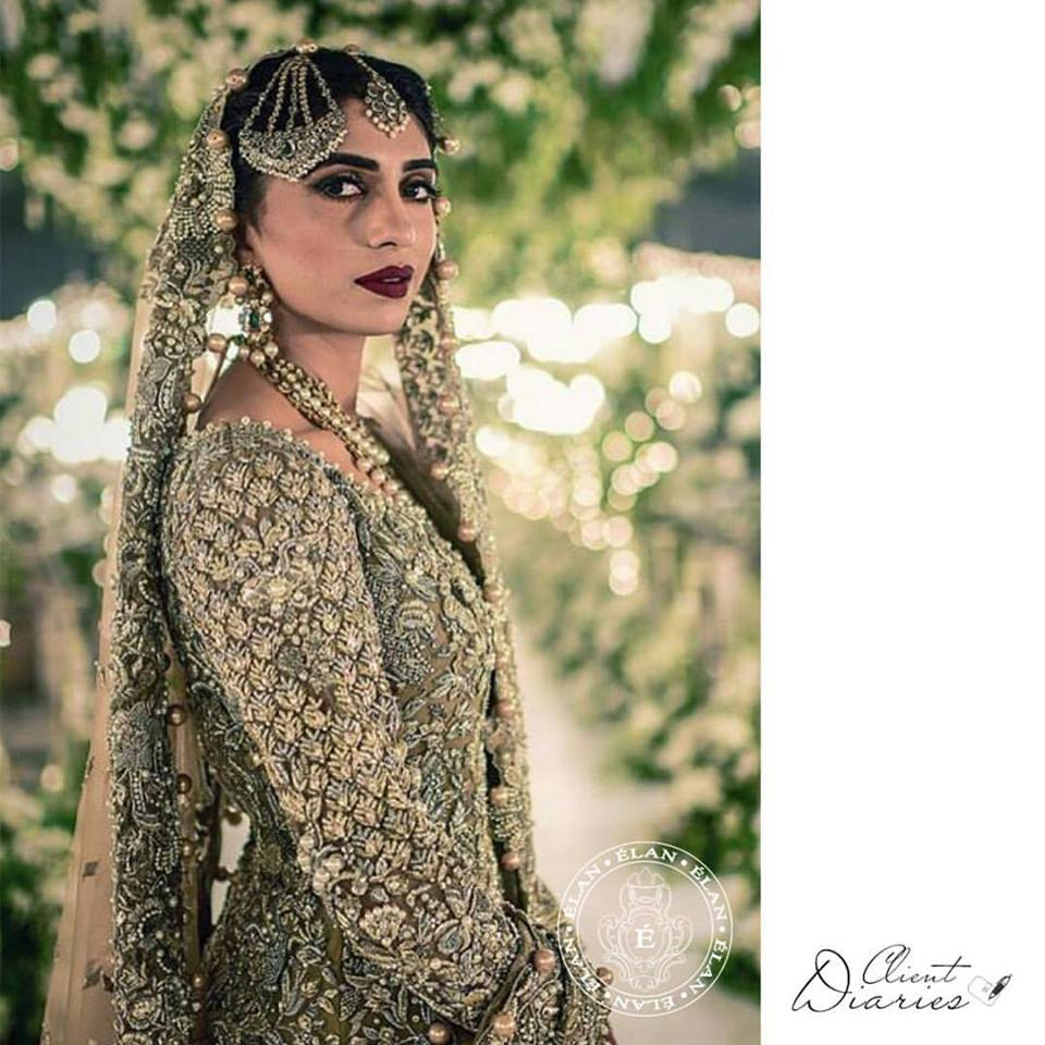 Elan Bridal Collection 2017 Magnificent Bridal Wear By