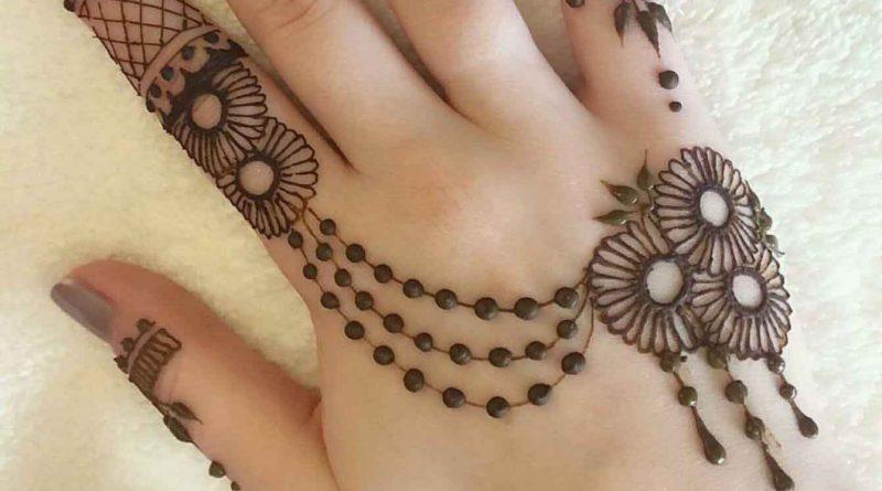 Finger Mehndi Design : Stylish mehndi designs for finger pk vogue