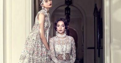 Latest Pakistani & Indian Bridal Lehenga And Bridal Gowns 2017