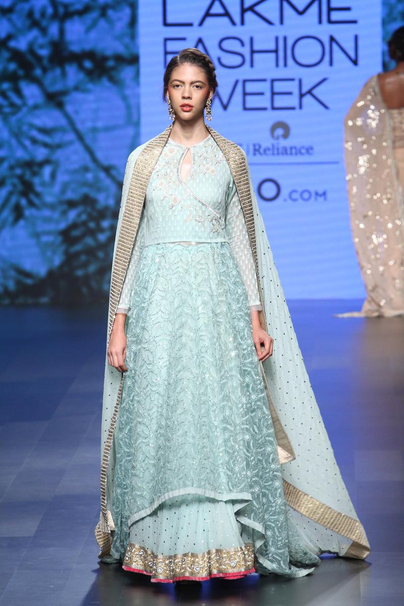 Kotwara Collection At Lakme Fashion Week Summer Resort