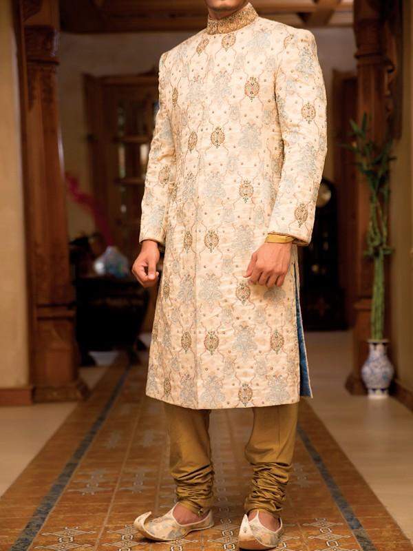 Wedding Sherwani Designs By Junaid Jamshed 2017 18 Pk Vogue