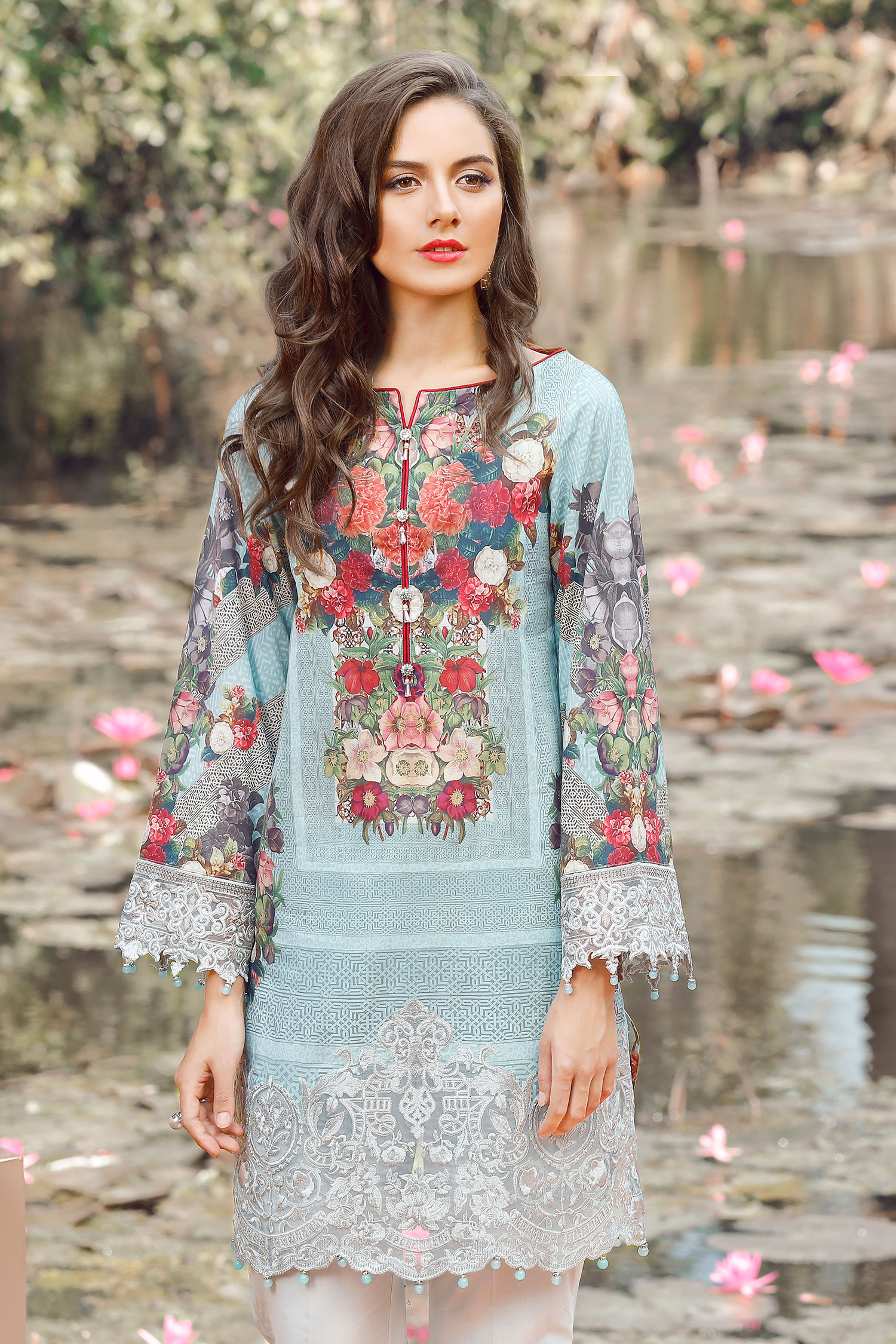 94abc0cb90 Elan Lawn Latest Collection 2017-18 With Price