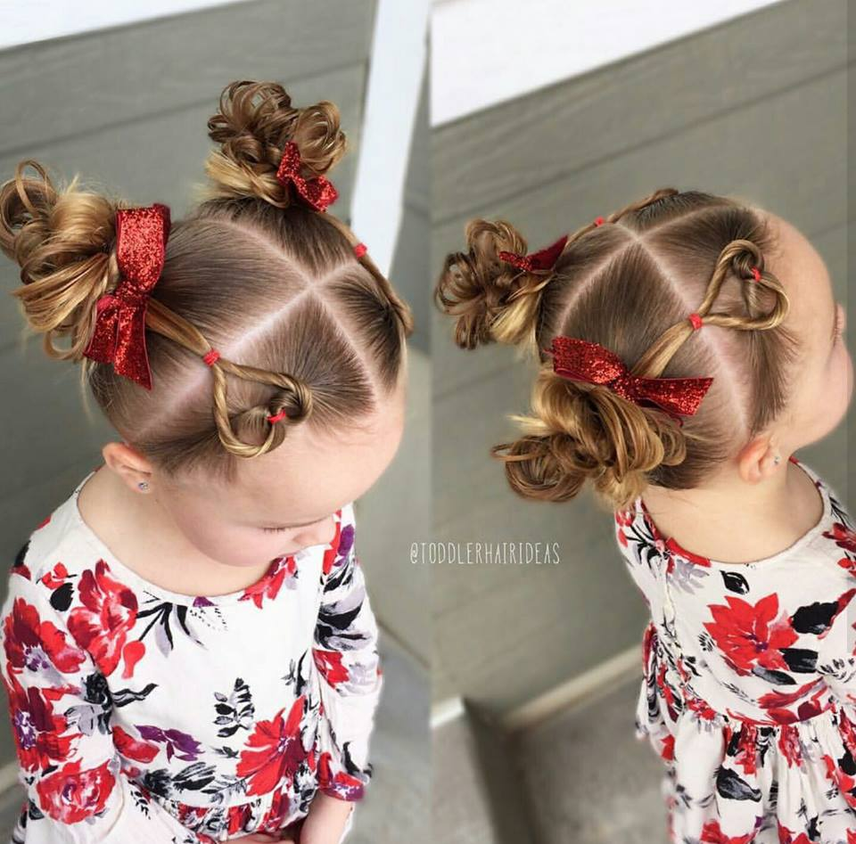15 Best Hairstyle Ideas For Baby Girls | PK Vogue