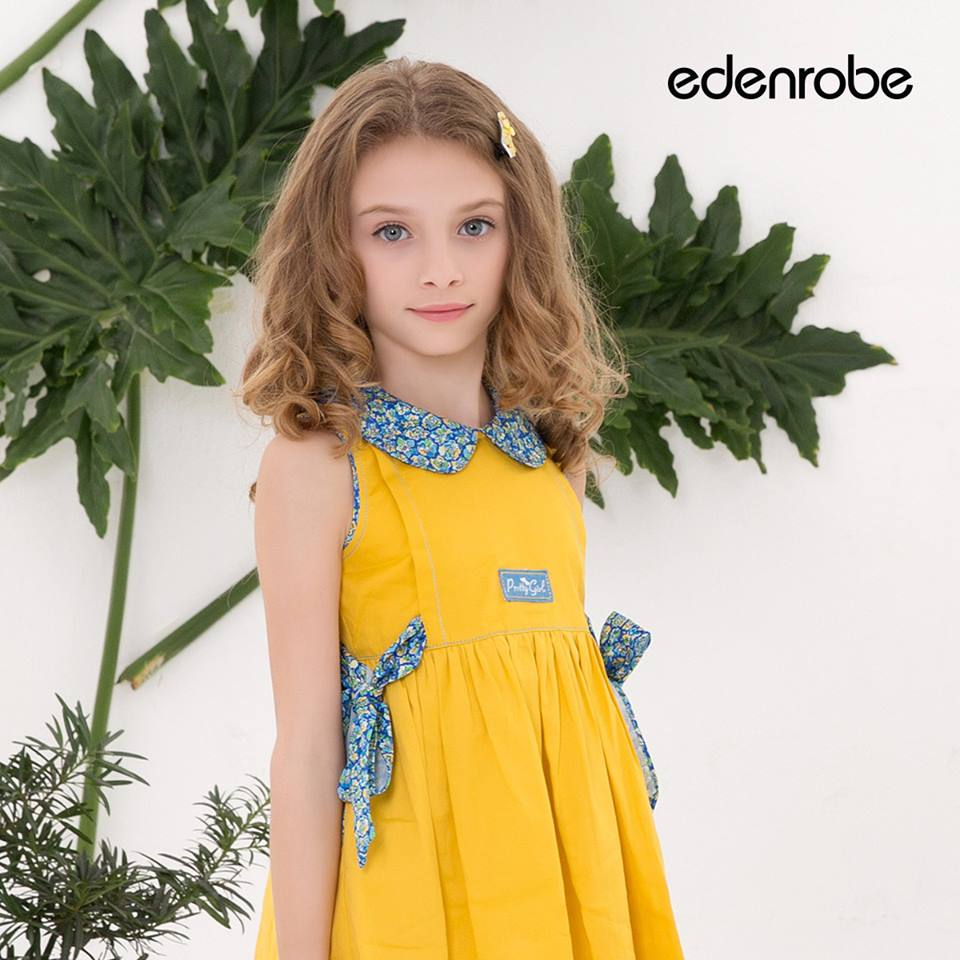 6d4677a3f So have a look we hope you like these awesome baby girls dresses presenting  by Edenrobe for summer season 2017.
