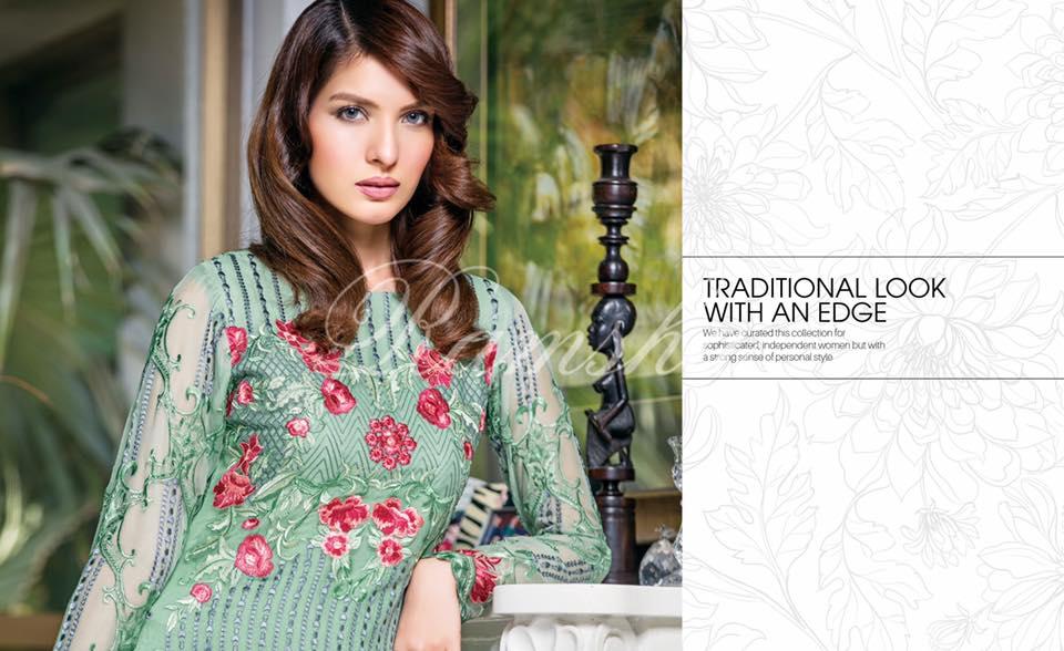 0f7fb32b96 Buy Online Ramsha Zari Collection 2017 Vol-5 - PK Vogue