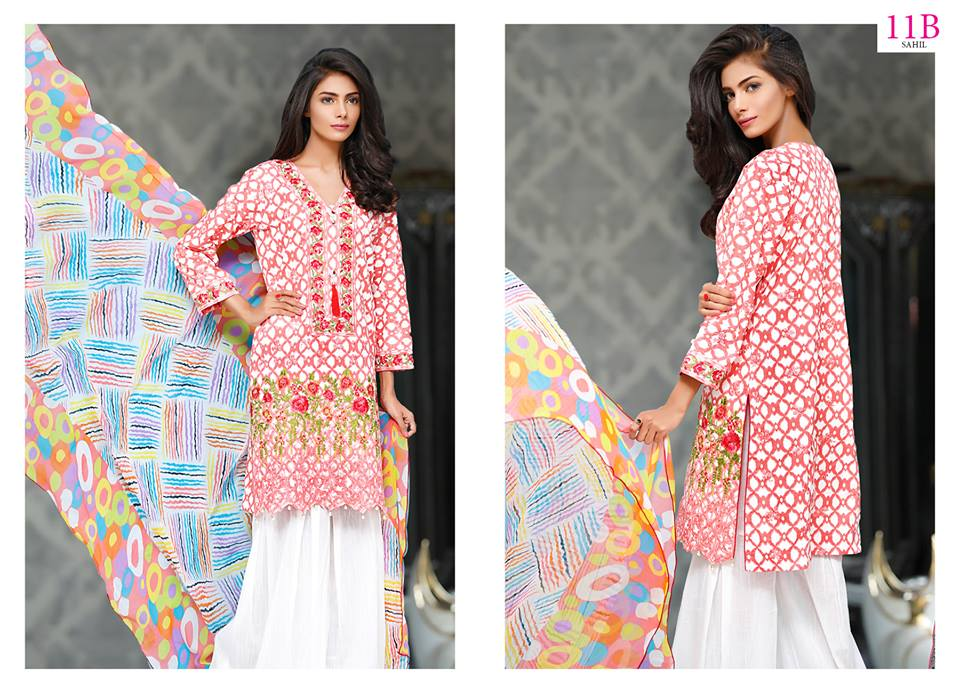 406d88b6f0 So lets have a look here we are sharing complete collection of Sahil  Designer Embroidered Lawn Collection presenting by ZS Textile.