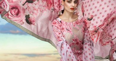 Sonia Azhar Luxury Lawn Collection For Summer 2017