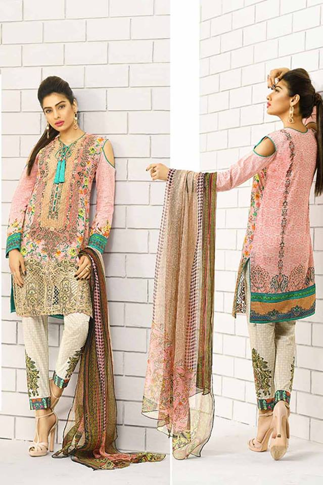 Asim Jofa Digital Lawn 2017-22 | PK Vogue