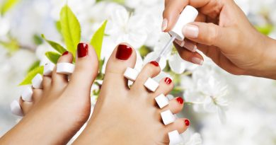 How To Do A Pedicure At Home With Simple Steps