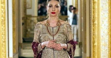 Shazia Kiyani Presenting Latest Bridal Collection at PFW-11 London