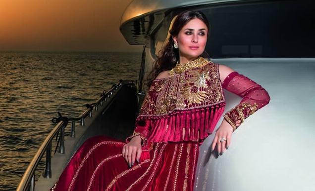 6679b12309 Tena Durrani Bridal Wear Collection Featuring Kareena Kapoor Khan ...