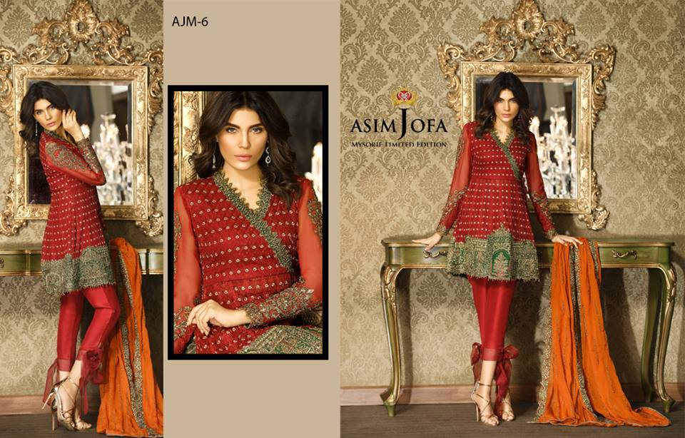Asim Jofa Eid Collection 2017 | PK Vogue