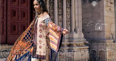 Shehla Chatoor Eid Lawn Collection 2017