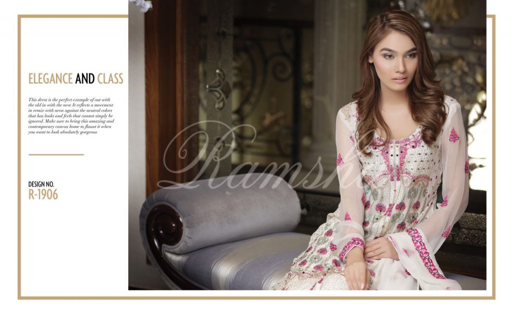 20a38e2a0f Buy Online Ramsha Zari Collection Vol-19 2017 - PK Vogue