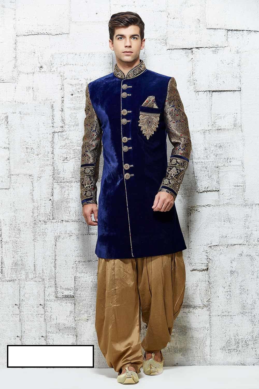 Stylish And Unique Wedding Sherwani Designs 2018 Pk Vogue