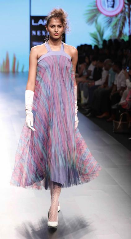 Label By Ritu Kumar Collection At Lakme Fashion Week