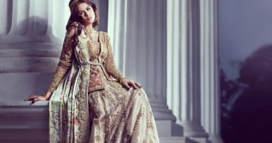 Falaknuma Bridal Collection 2017 By Suffuse