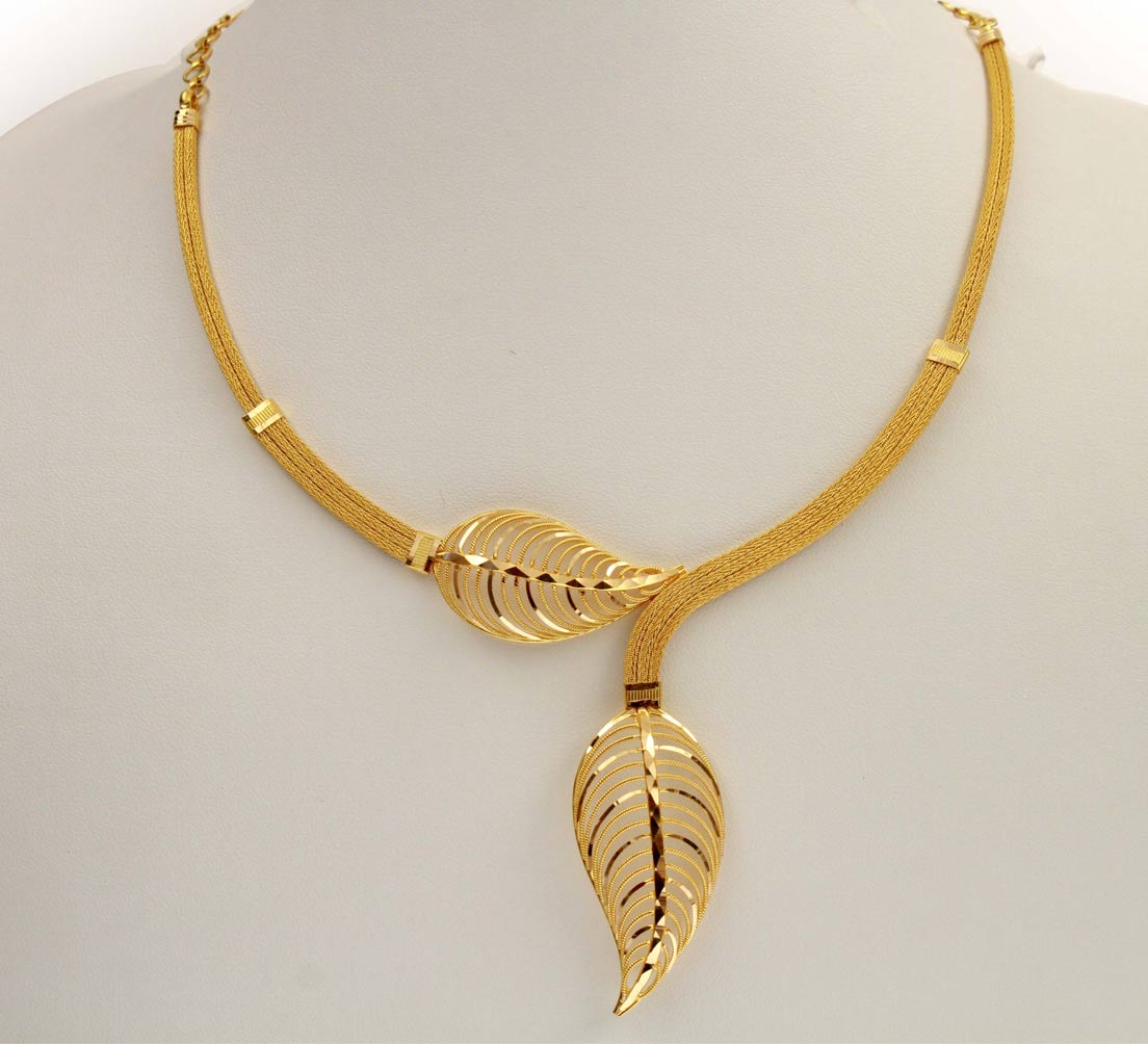 Latest Gold Necklace Designs For Your Desired Look Pk Vogue