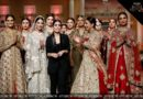 Maheen Taseer Bridal Collection At Bridal Couture Week 2017