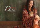 Deeba Velvet Silk Collection For Winter 2018