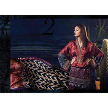 MARIA B Silk Collection 2018