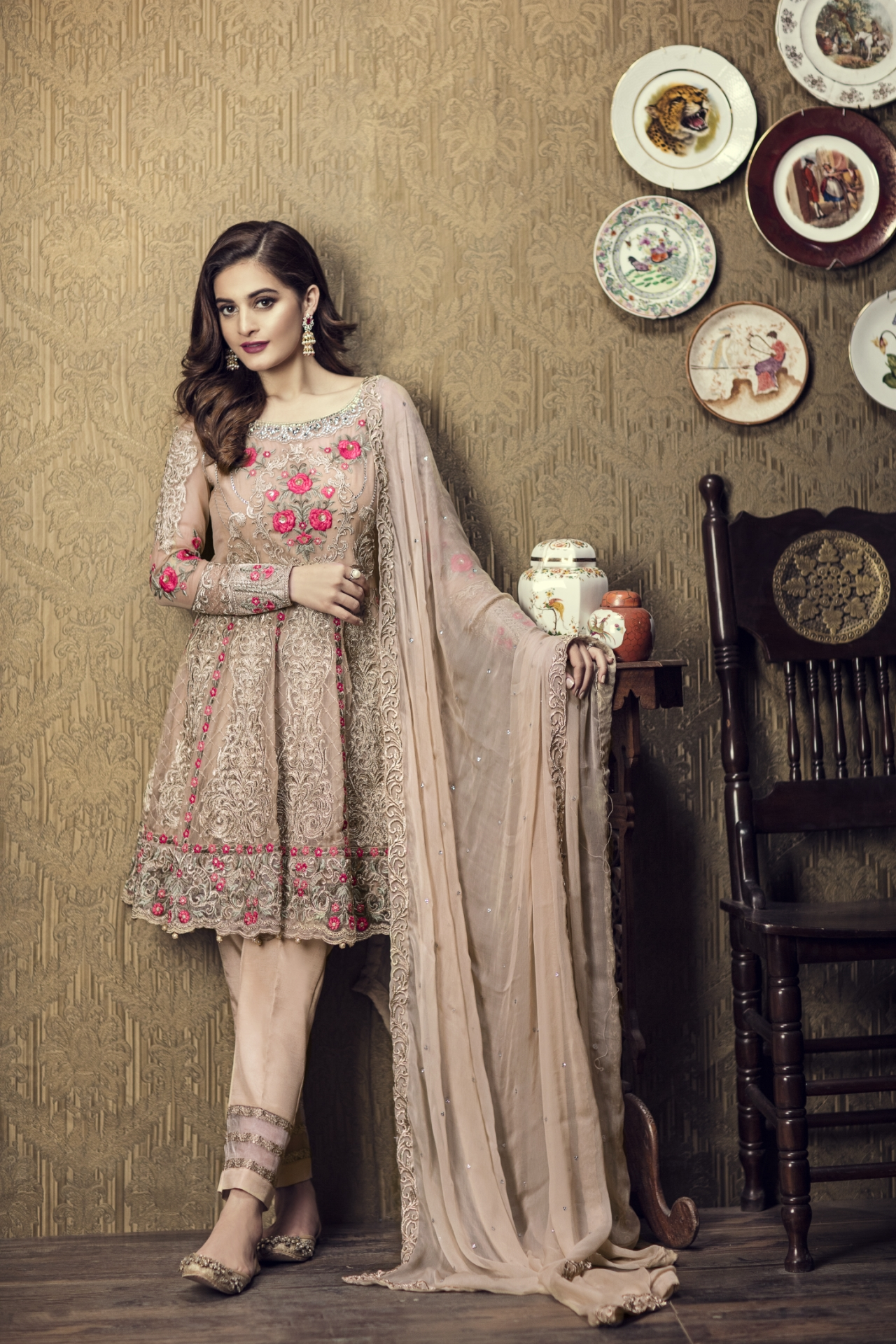 0c046c98ab123 The post Imrozia Premium Embroidered Chiffon Collection 2018 appeared first  on PK Vogue.