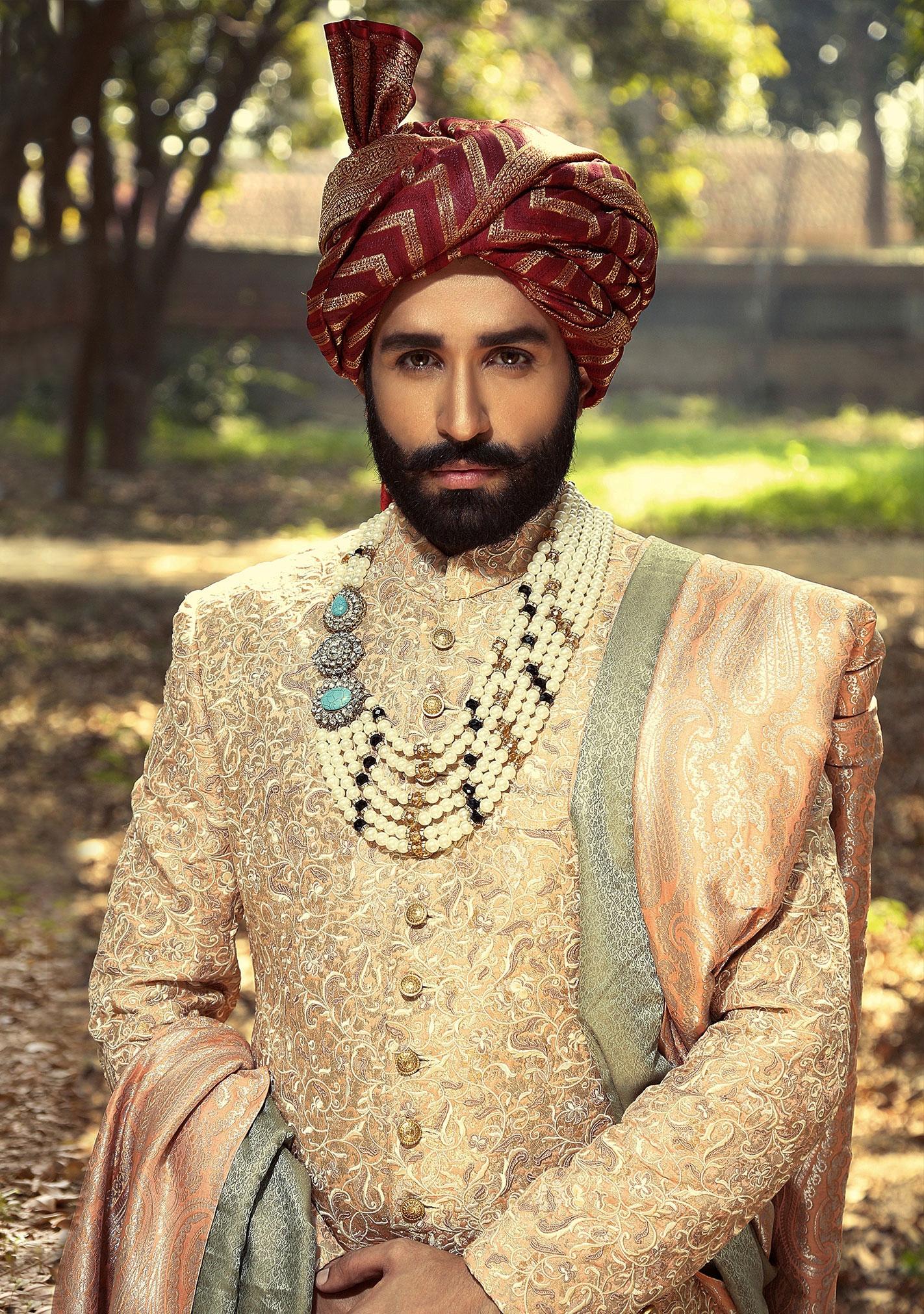 Latest Wedding Sherwani Designs By Amir Adnan Pk Vogue