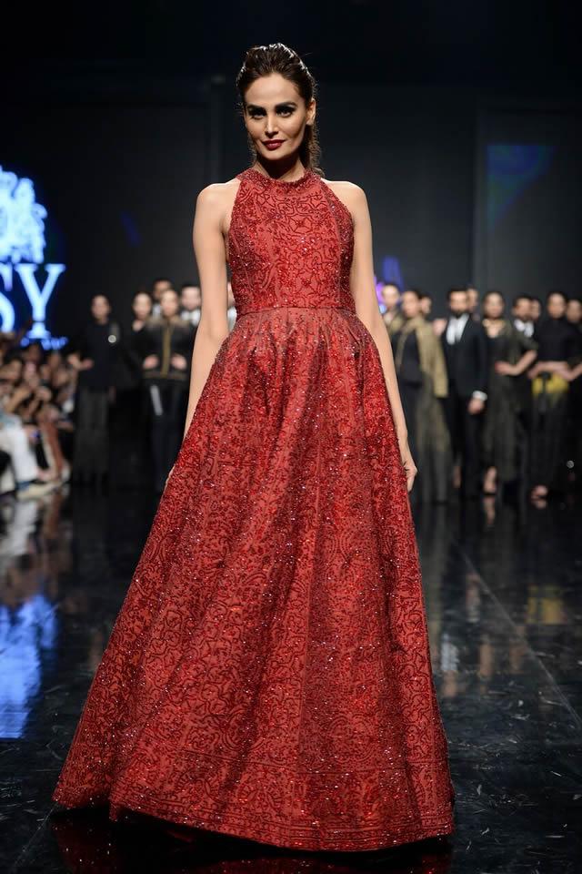 Hsy Collection At Pfdc Sunsilk Fashion Week 2018 Pk Vogue
