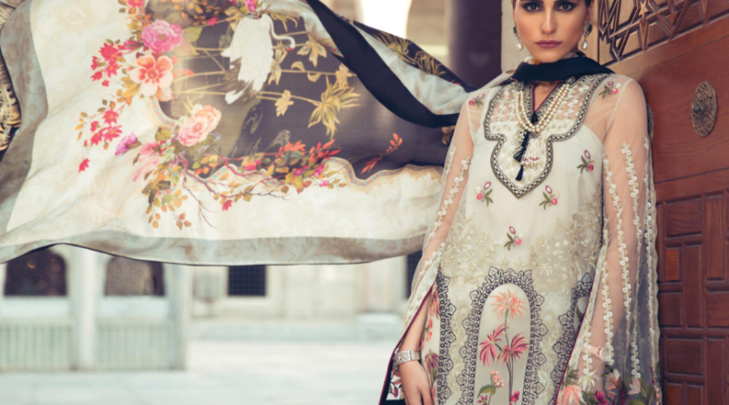 Elan Luxury Eid Collection 2018