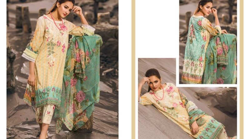 Florence Festive Lawn Collection 2018
