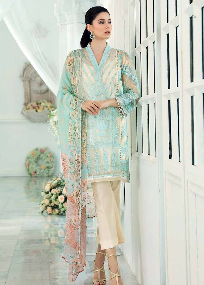 Gul Ahmed Jewelled Eid Festive Collection 2018 | PK Vogue