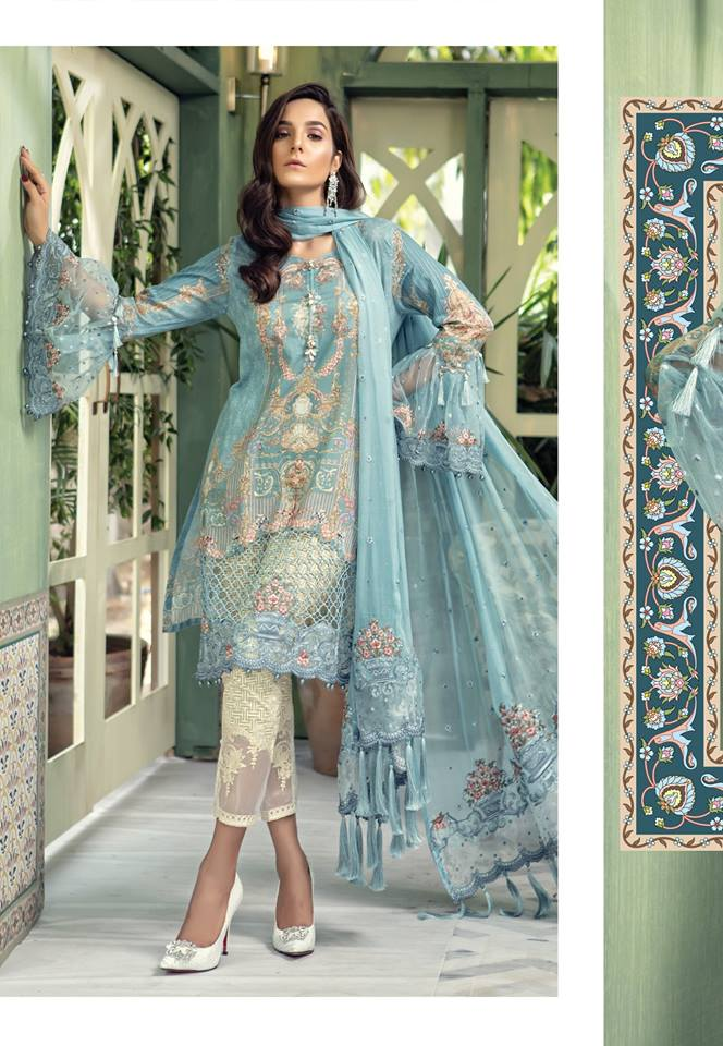 Maria B Eid Collection 2018