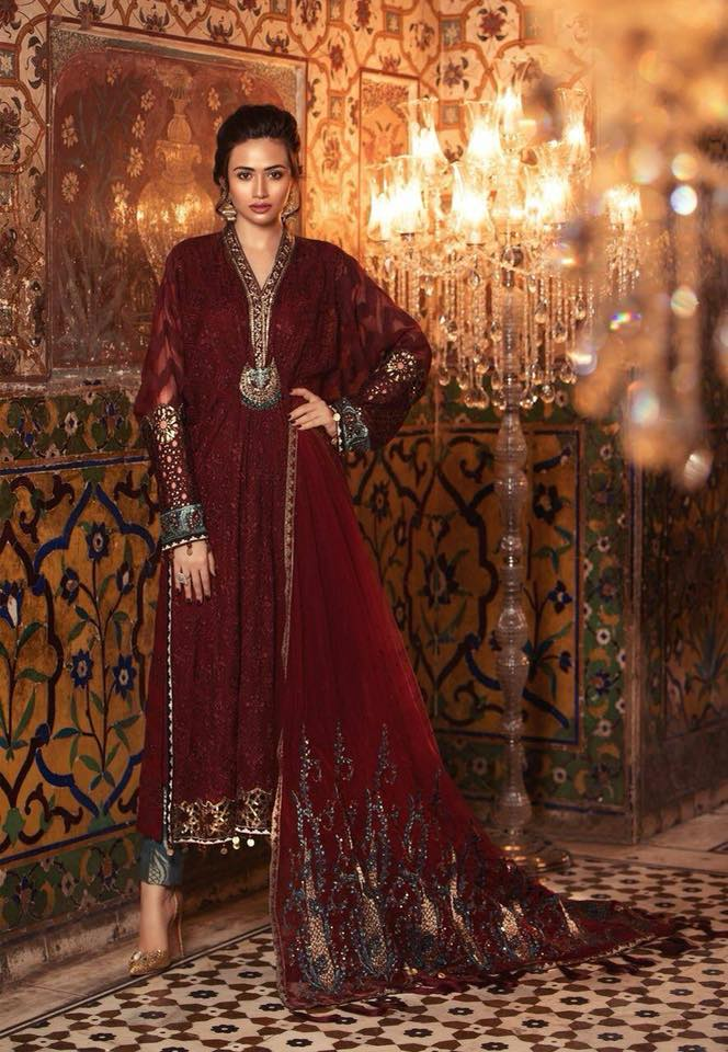 Mbroidered Eid Collection By Maria-B