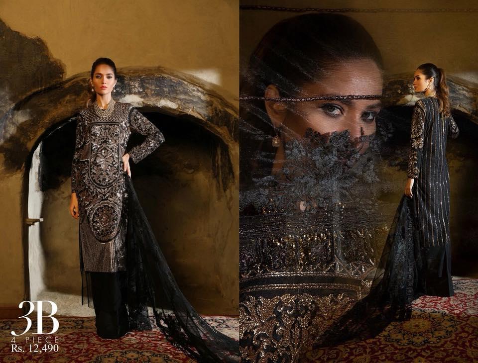 Sana Safinaz Eid Collection 2018