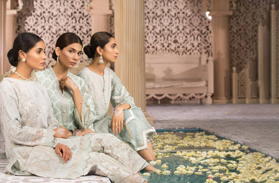 Sapphire Eid Collection 2018