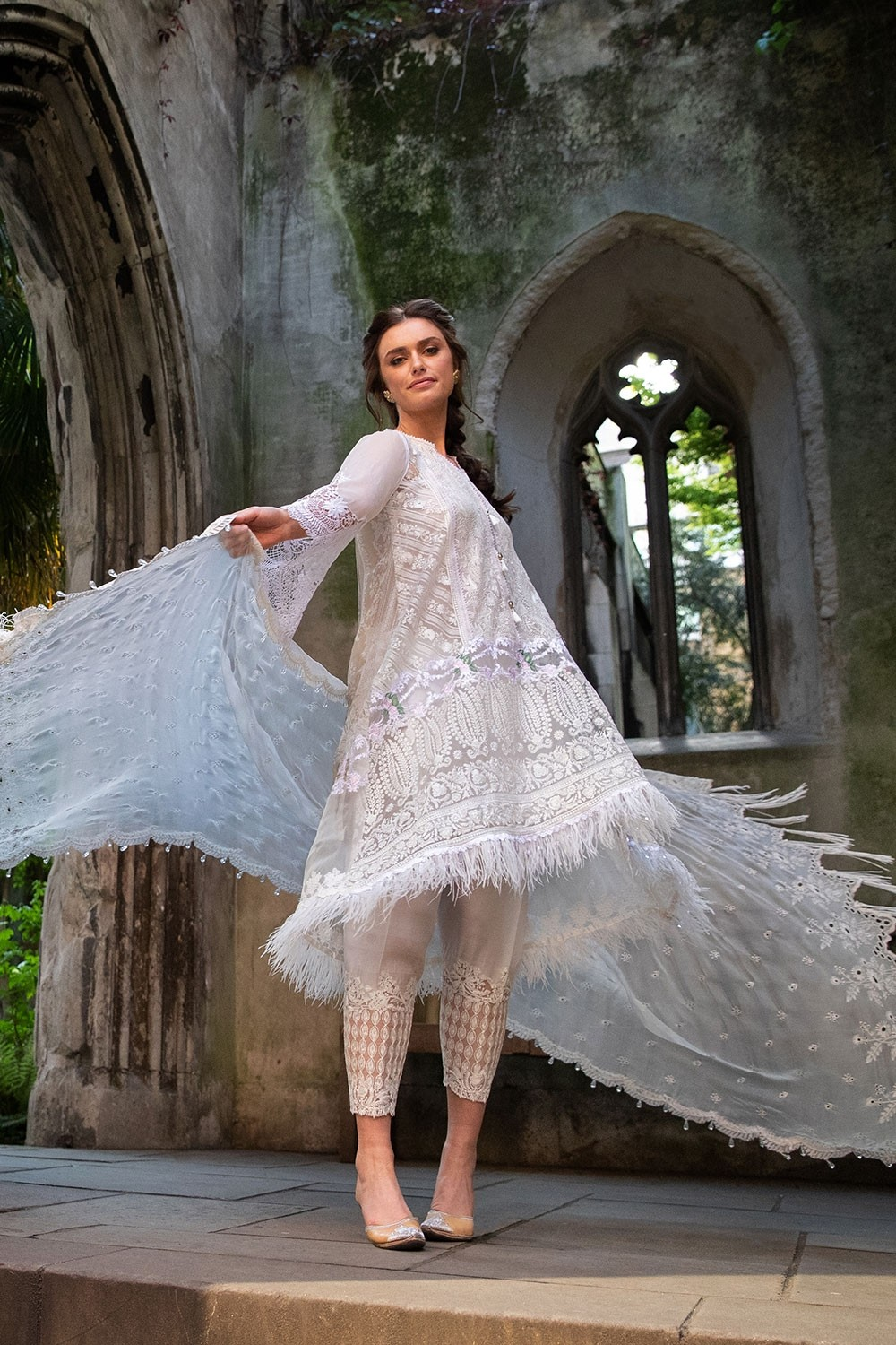 dd3b906c7a Sobia Nazir Luxury Chiffon Eid Collection 2018 – Online Shopping in ...