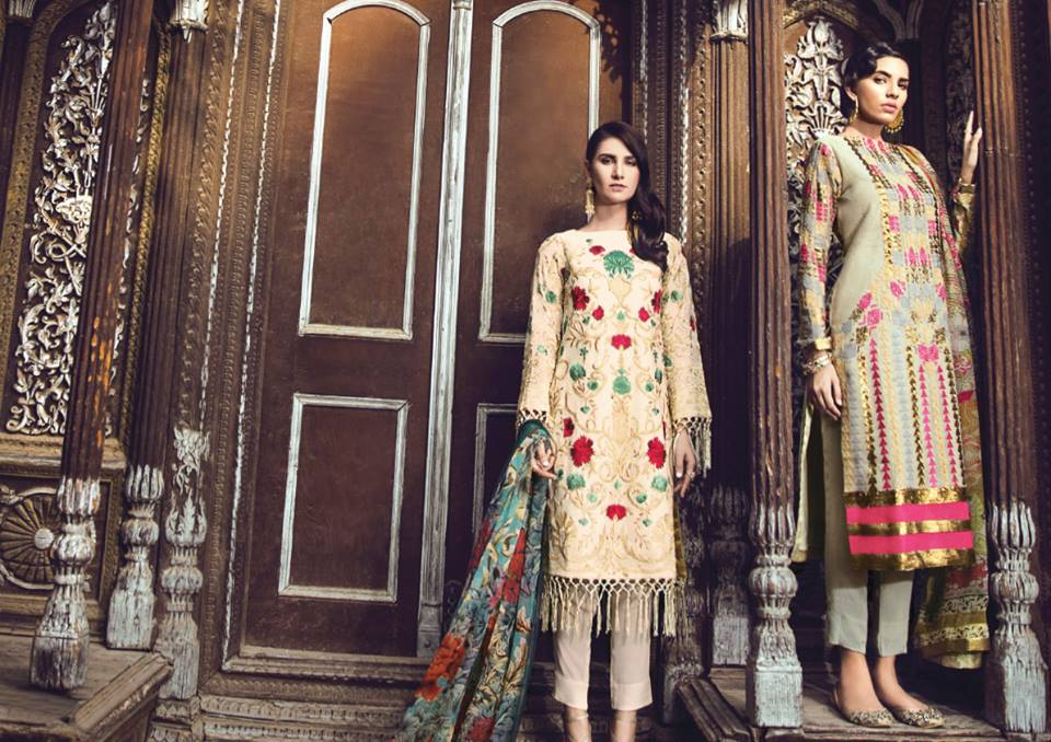 Alkaram Festive Collection 2018