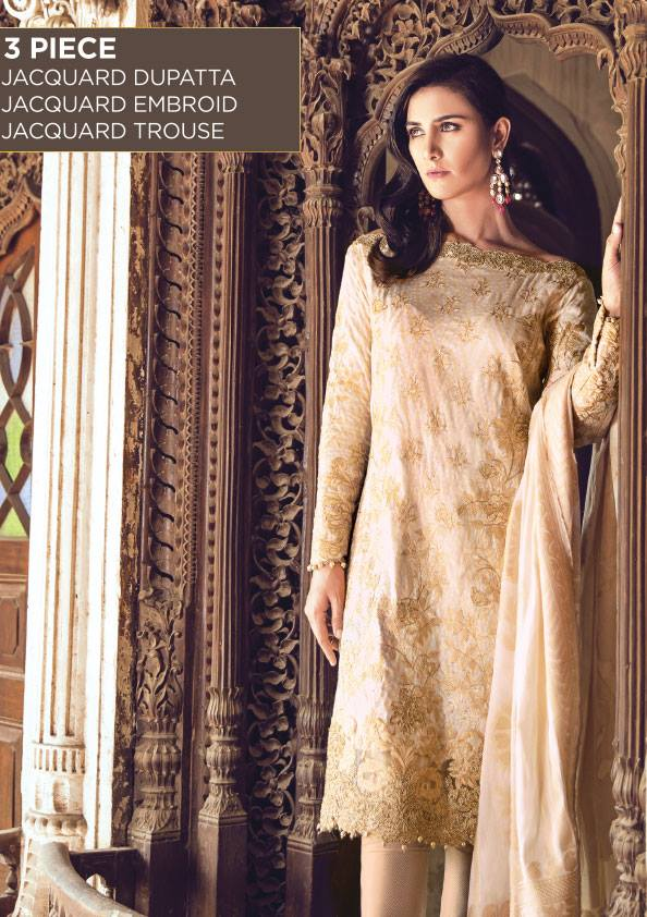 Gul Ahmed Jewelled Eid Festive Collection 2018