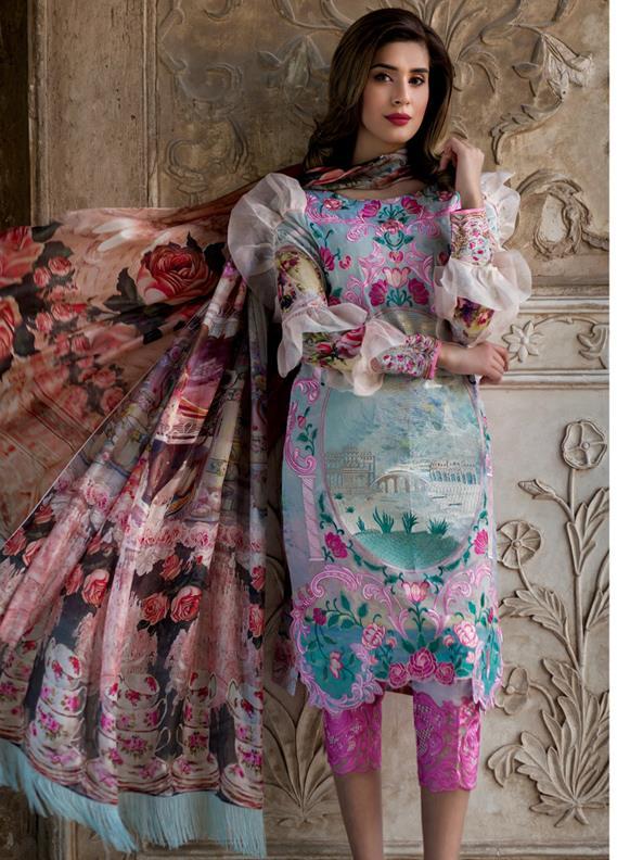 Latest Sleeves Designs for Shalwar Kameez