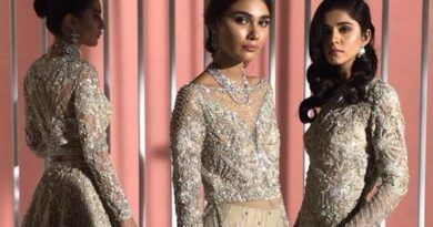 Suffuse By Sana Yasir Bridal Collection 2018