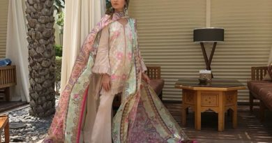 First Look Farah Talib Aziz Eid-Al-Adha Collection 2018